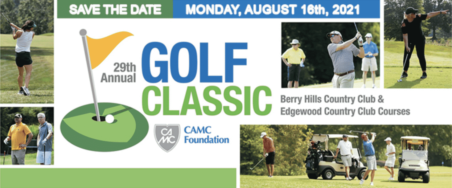 Golf Classic 2021 - Monday, August 16th, 2021